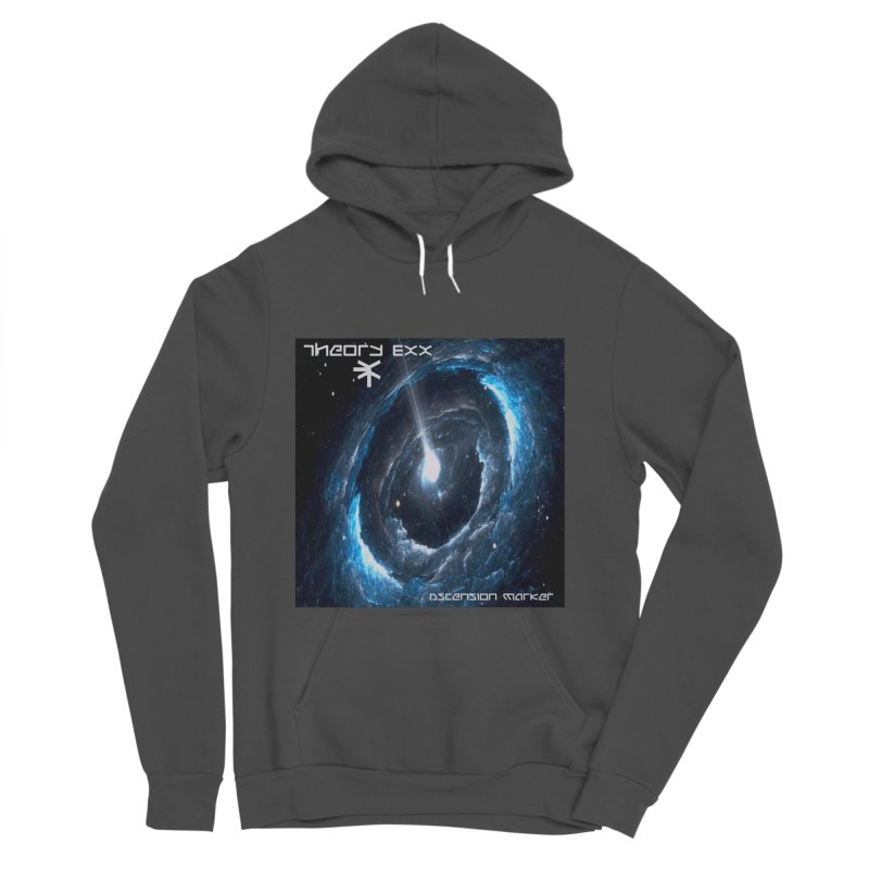 Theory Exx: Ascension Marker Men's Sponge Fleece Pullover Hoody by automatonofficial's Artist Shop