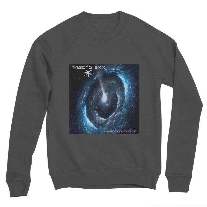 Theory Exx: Ascension Marker Men's Sponge Fleece Sweatshirt by automatonofficial's Artist Shop
