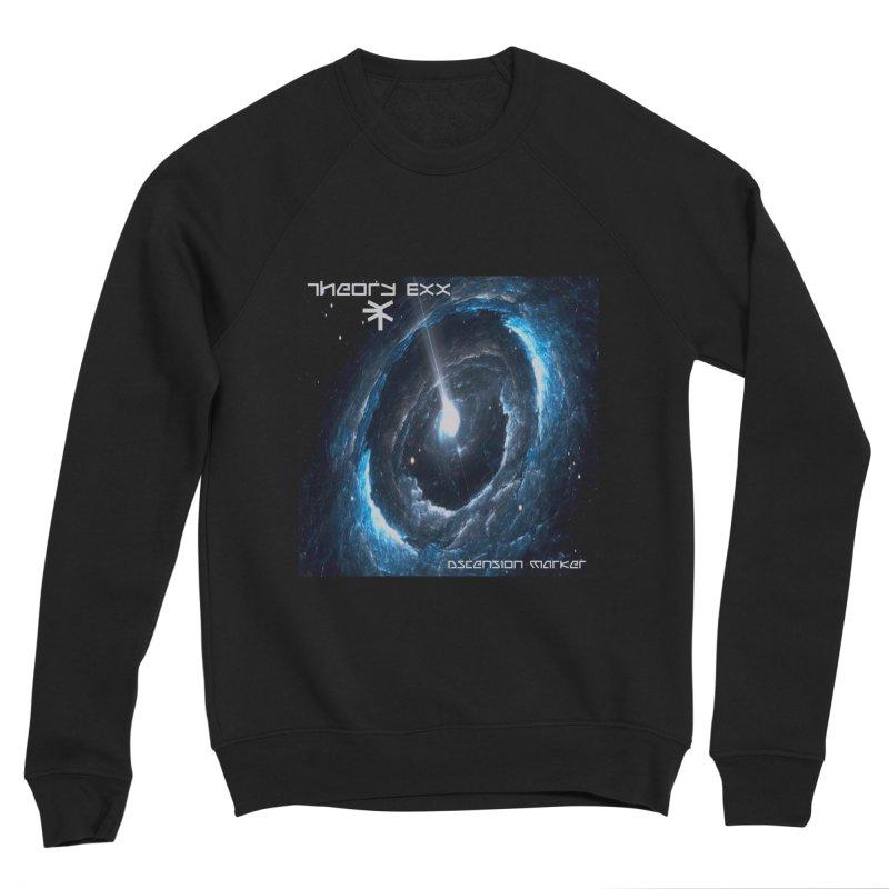 Theory Exx: Ascension Marker Women's Sponge Fleece Sweatshirt by automatonofficial's Artist Shop