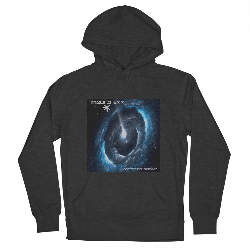 Theory Exx: Ascension Marker Women's French Terry Pullover Hoody by automatonofficial's Artist Shop