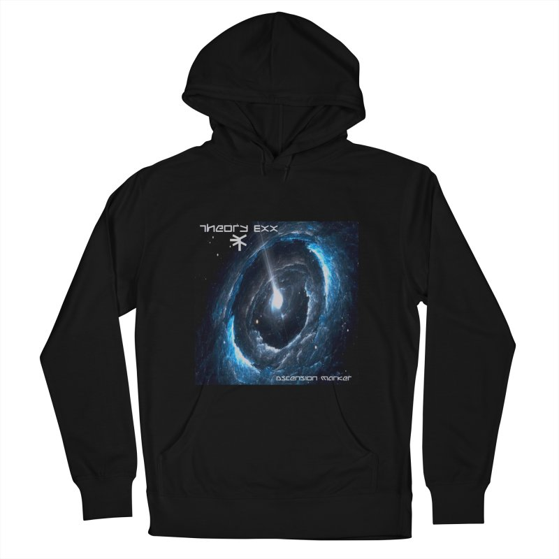 Theory Exx: Ascension Marker Men's French Terry Pullover Hoody by automatonofficial's Artist Shop
