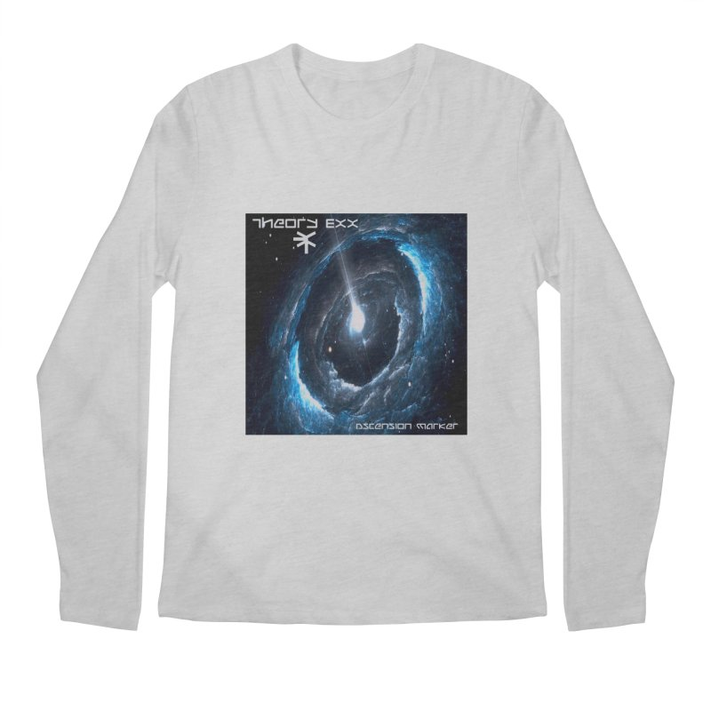 Theory Exx: Ascension Marker Men's Regular Longsleeve T-Shirt by automatonofficial's Artist Shop