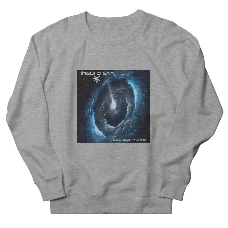 Theory Exx: Ascension Marker Women's French Terry Sweatshirt by automatonofficial's Artist Shop