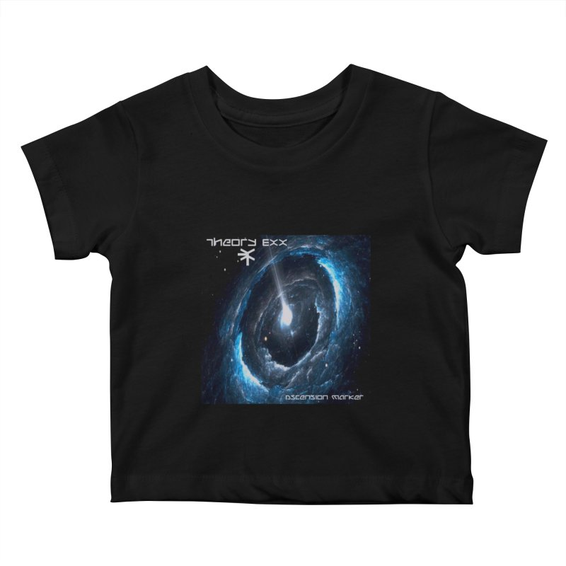 Theory Exx: Ascension Marker Kids Baby T-Shirt by automatonofficial's Artist Shop