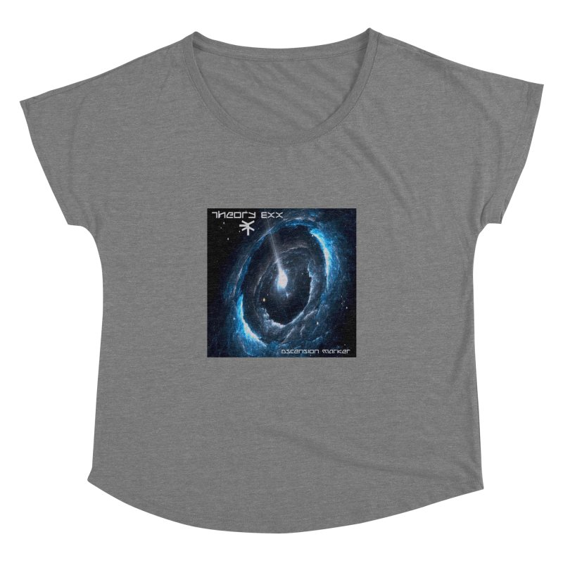 Theory Exx: Ascension Marker Women's Dolman Scoop Neck by automatonofficial's Artist Shop