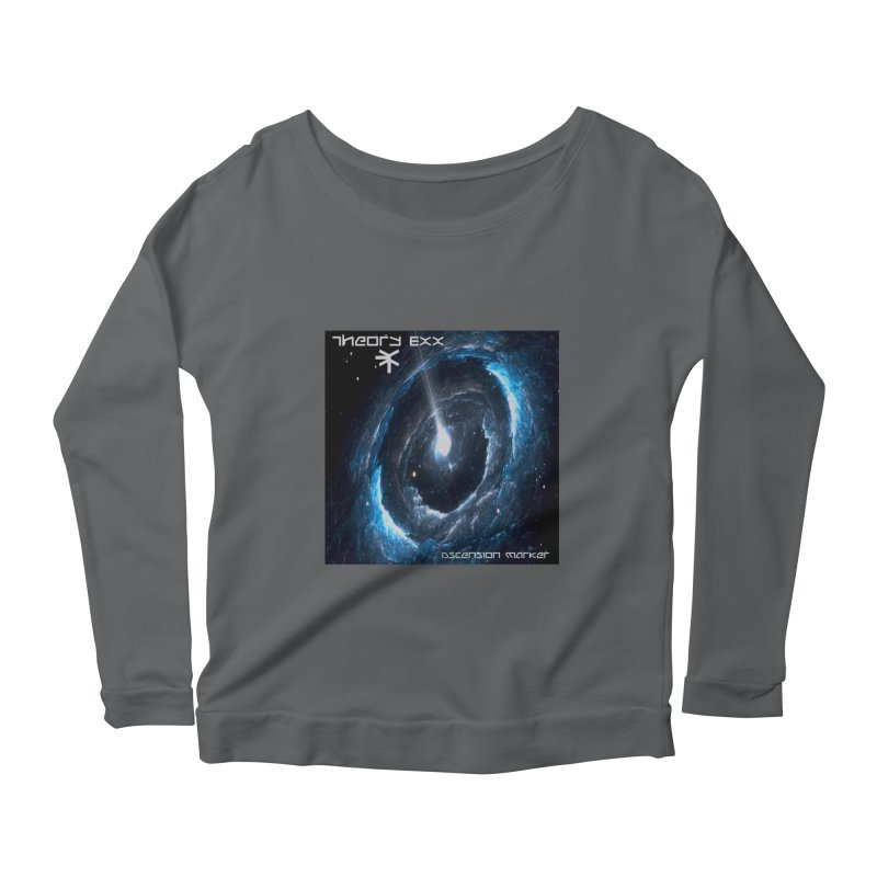 Theory Exx: Ascension Marker Women's Scoop Neck Longsleeve T-Shirt by automatonofficial's Artist Shop