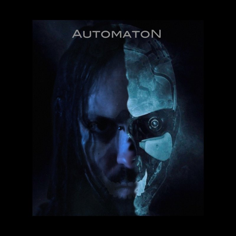 AutomatoN E.V.Olution human machine by automatonofficial's Artist Shop