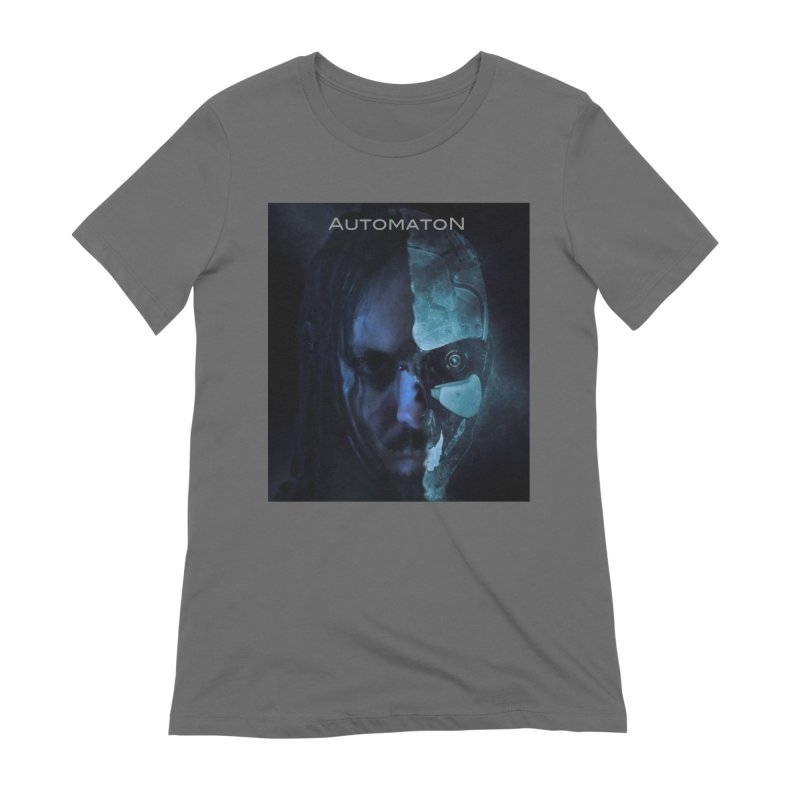 AutomatoN E.V.Olution human machine Women's Extra Soft T-Shirt by automatonofficial's Artist Shop