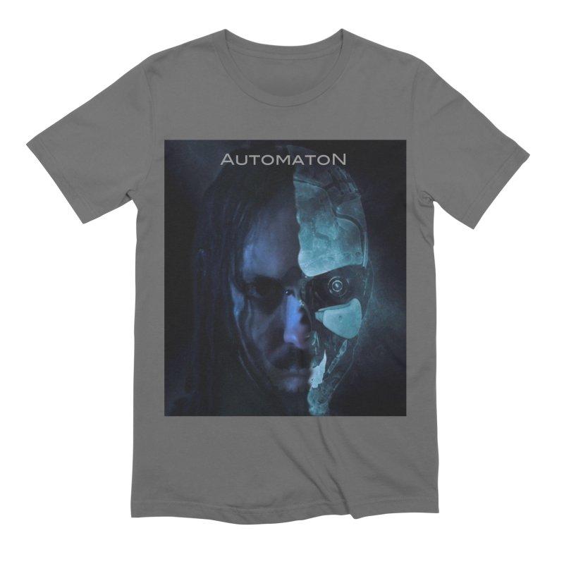 AutomatoN E.V.Olution human machine Men's Extra Soft T-Shirt by automatonofficial's Artist Shop