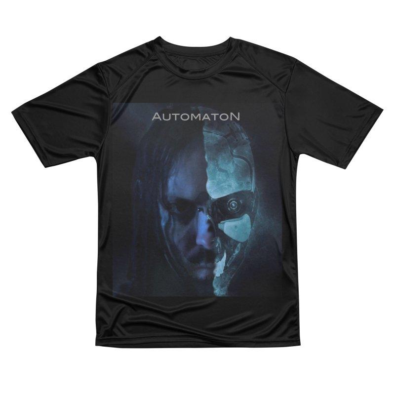 AutomatoN E.V.Olution human machine Men's Performance T-Shirt by automatonofficial's Artist Shop