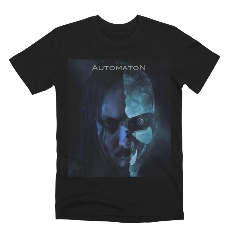 AutomatoN E.V.Olution human machine Men's Premium T-Shirt by automatonofficial's Artist Shop