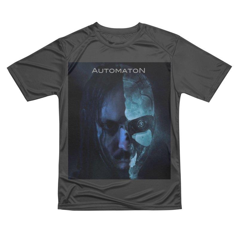 AutomatoN E.V.Olution human machine Women's Performance Unisex T-Shirt by automatonofficial's Artist Shop