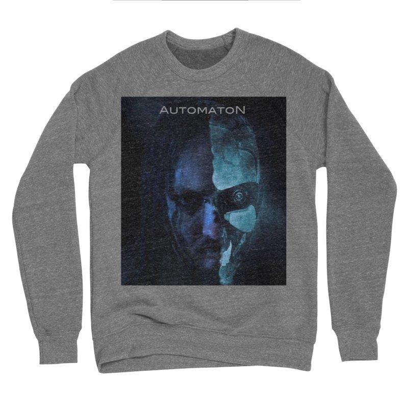 AutomatoN E.V.Olution human machine Men's Sponge Fleece Sweatshirt by automatonofficial's Artist Shop