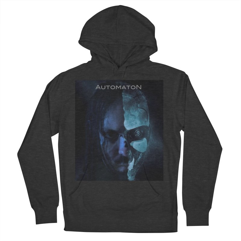 AutomatoN E.V.Olution human machine Men's French Terry Pullover Hoody by automatonofficial's Artist Shop