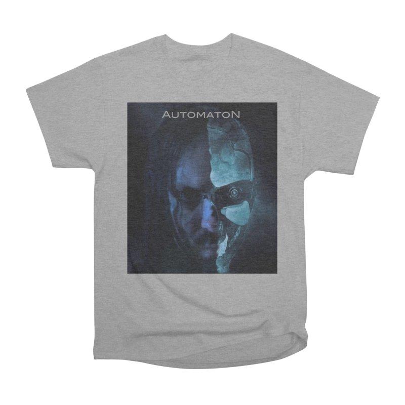 AutomatoN E.V.Olution human machine Men's Heavyweight T-Shirt by automatonofficial's Artist Shop
