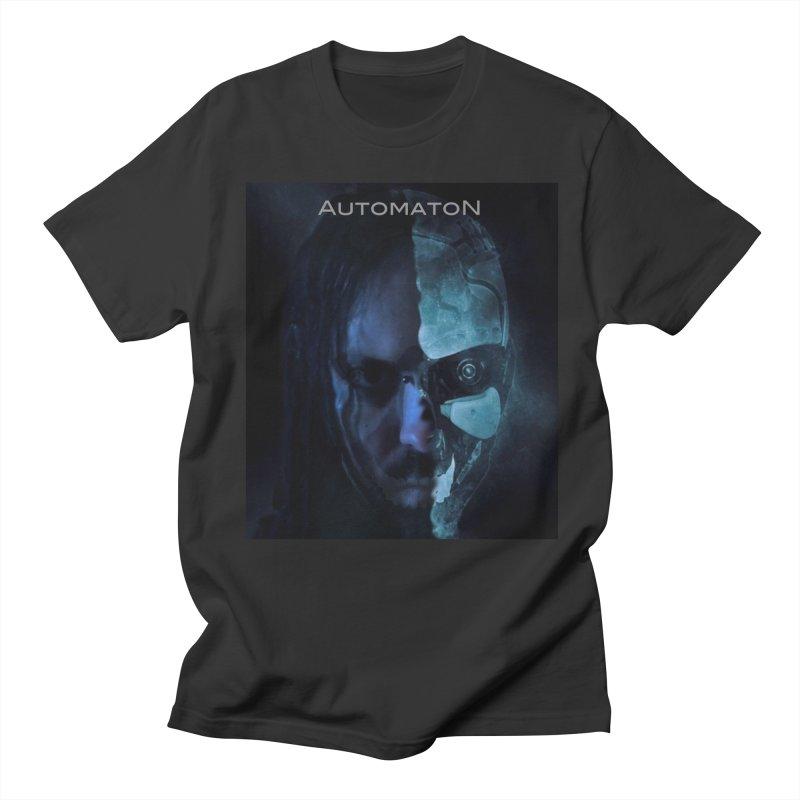 AutomatoN E.V.Olution human machine Men's Regular T-Shirt by automatonofficial's Artist Shop