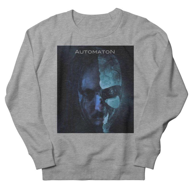 AutomatoN E.V.Olution human machine Women's French Terry Sweatshirt by automatonofficial's Artist Shop