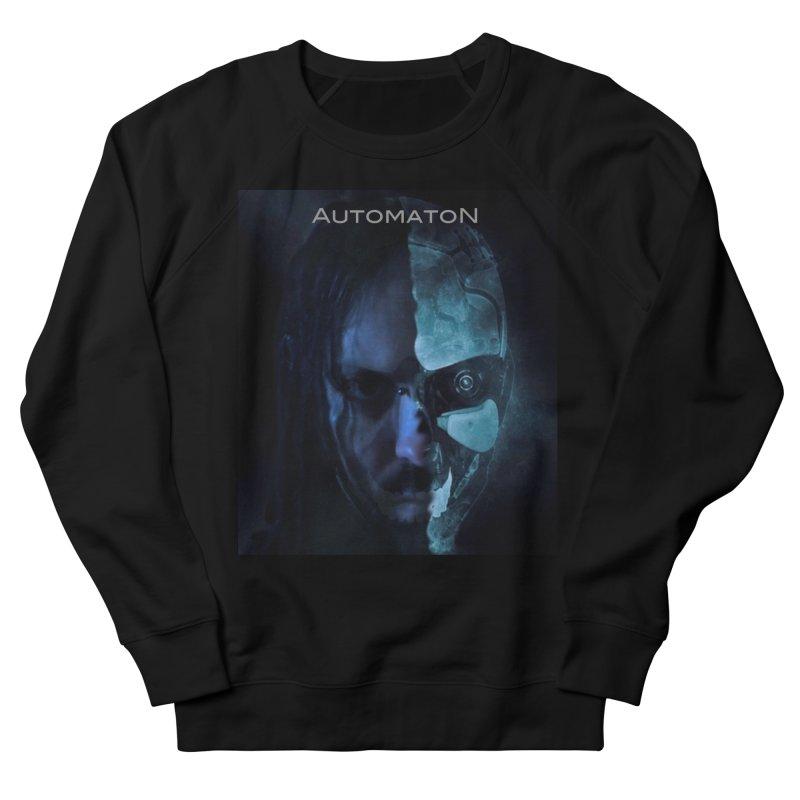 AutomatoN E.V.Olution human machine Men's French Terry Sweatshirt by automatonofficial's Artist Shop