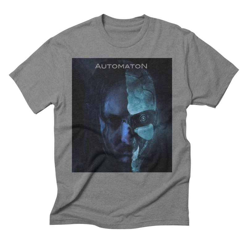AutomatoN E.V.Olution human machine Men's Triblend T-Shirt by automatonofficial's Artist Shop
