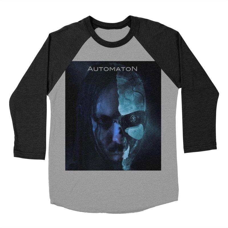 AutomatoN E.V.Olution human machine Women's Baseball Triblend Longsleeve T-Shirt by automatonofficial's Artist Shop