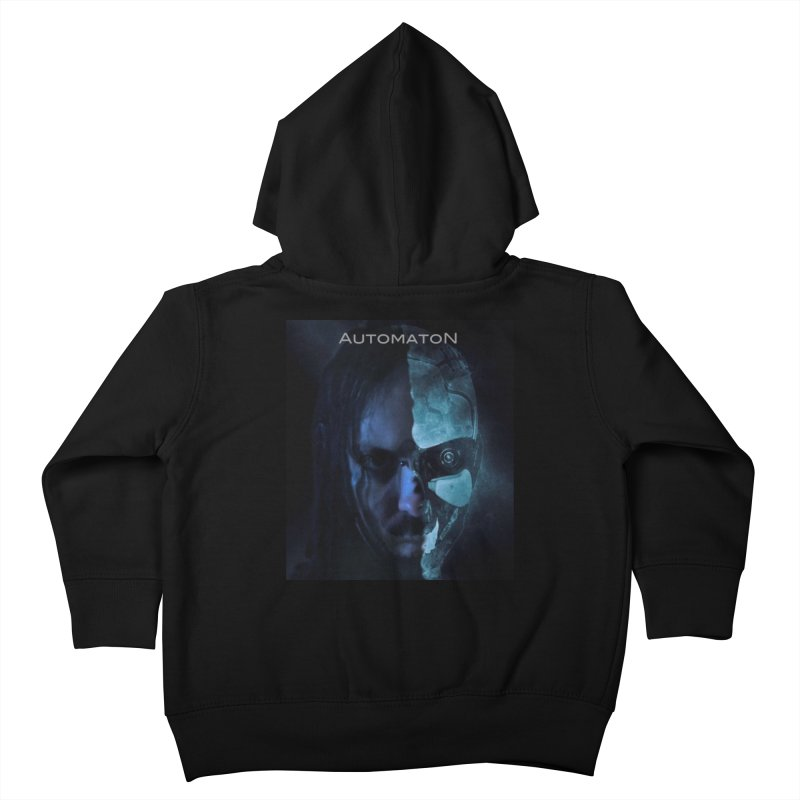 AutomatoN E.V.Olution human machine Kids Toddler Zip-Up Hoody by automatonofficial's Artist Shop