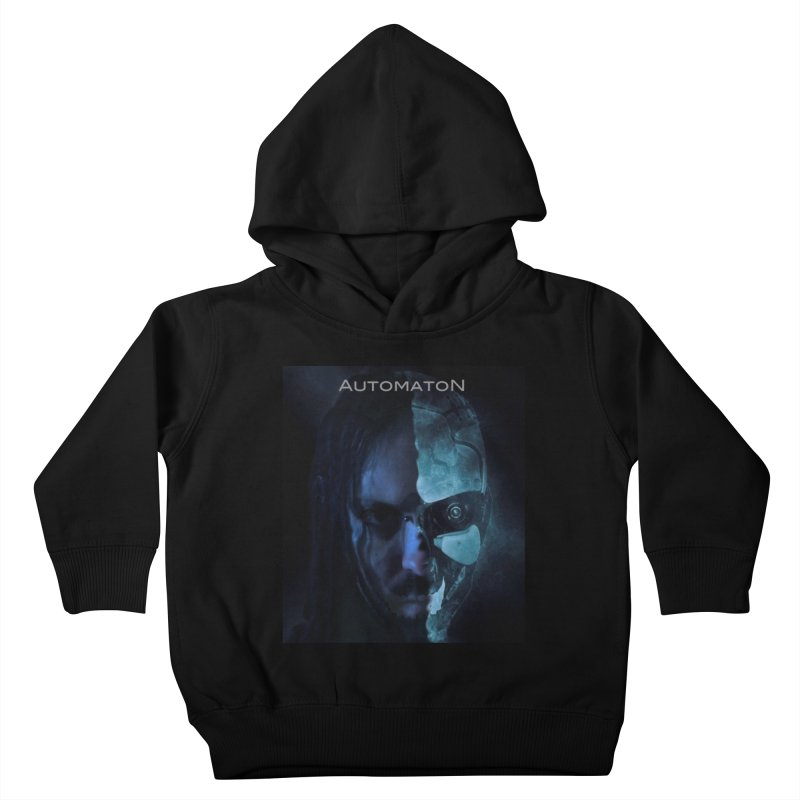 AutomatoN E.V.Olution human machine Kids Toddler Pullover Hoody by automatonofficial's Artist Shop