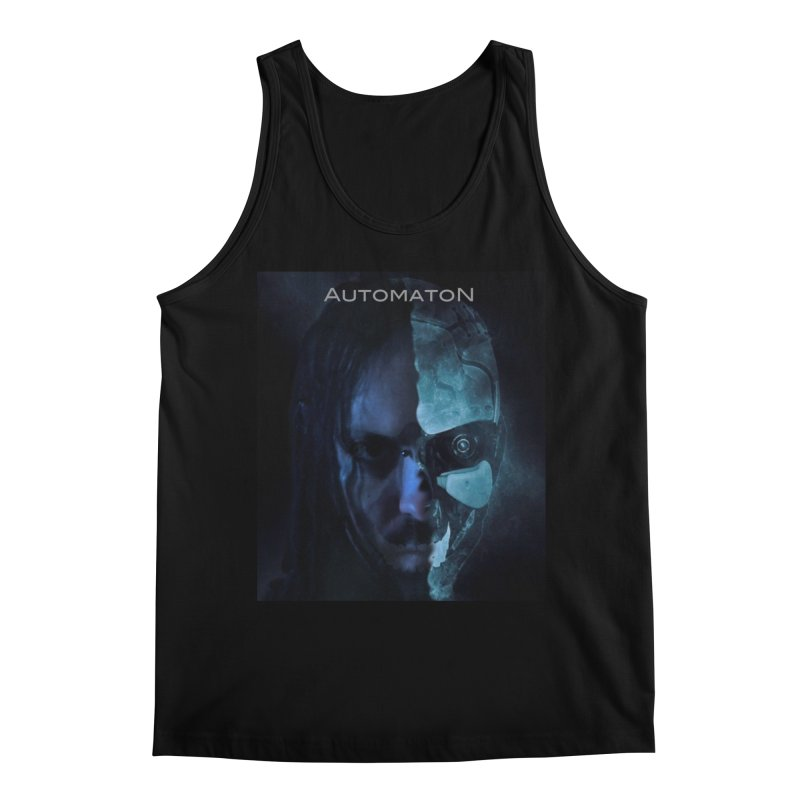 AutomatoN E.V.Olution human machine Men's Regular Tank by automatonofficial's Artist Shop