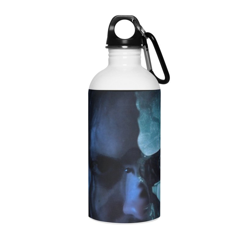 AutomatoN E.V.Olution human machine Accessories Water Bottle by automatonofficial's Artist Shop
