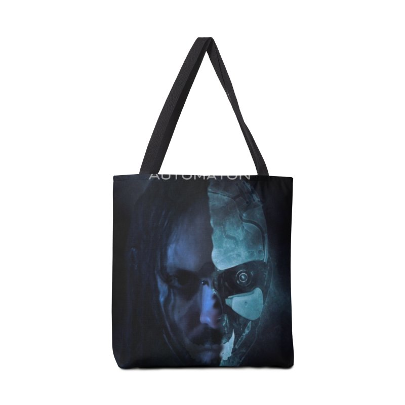 AutomatoN E.V.Olution human machine Accessories Tote Bag Bag by automatonofficial's Artist Shop