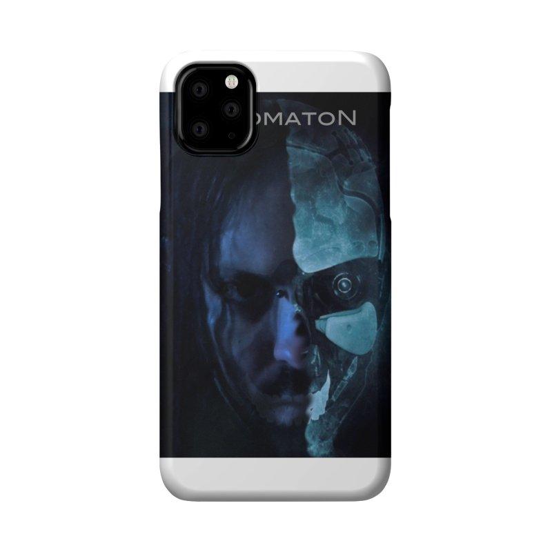 AutomatoN E.V.Olution human machine Accessories Phone Case by automatonofficial's Artist Shop