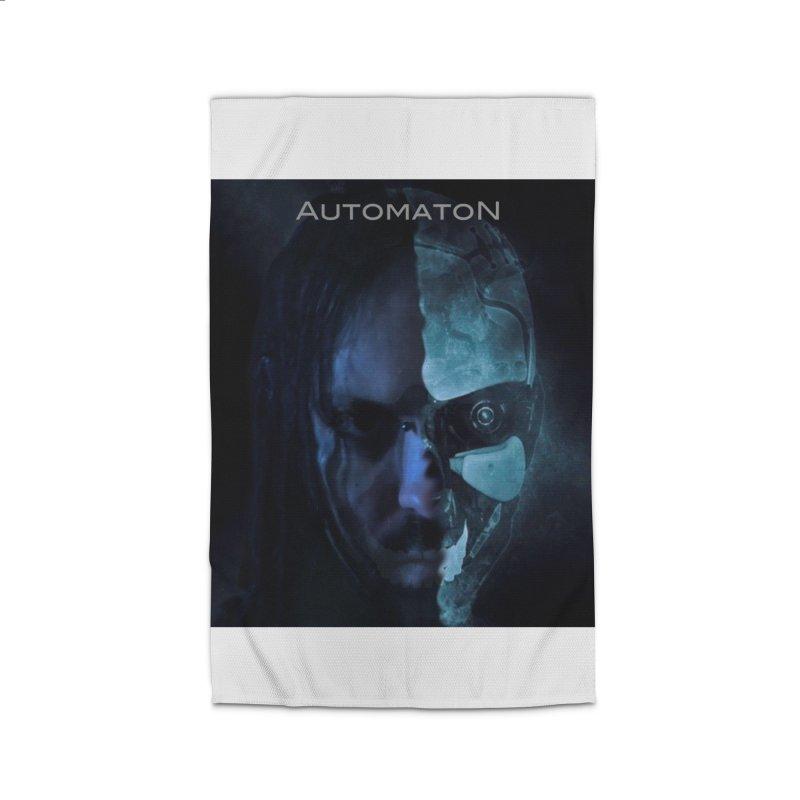 AutomatoN E.V.Olution human machine Home Rug by automatonofficial's Artist Shop