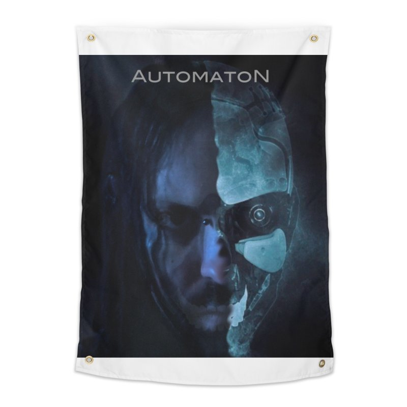 AutomatoN E.V.Olution human machine Home Tapestry by automatonofficial's Artist Shop