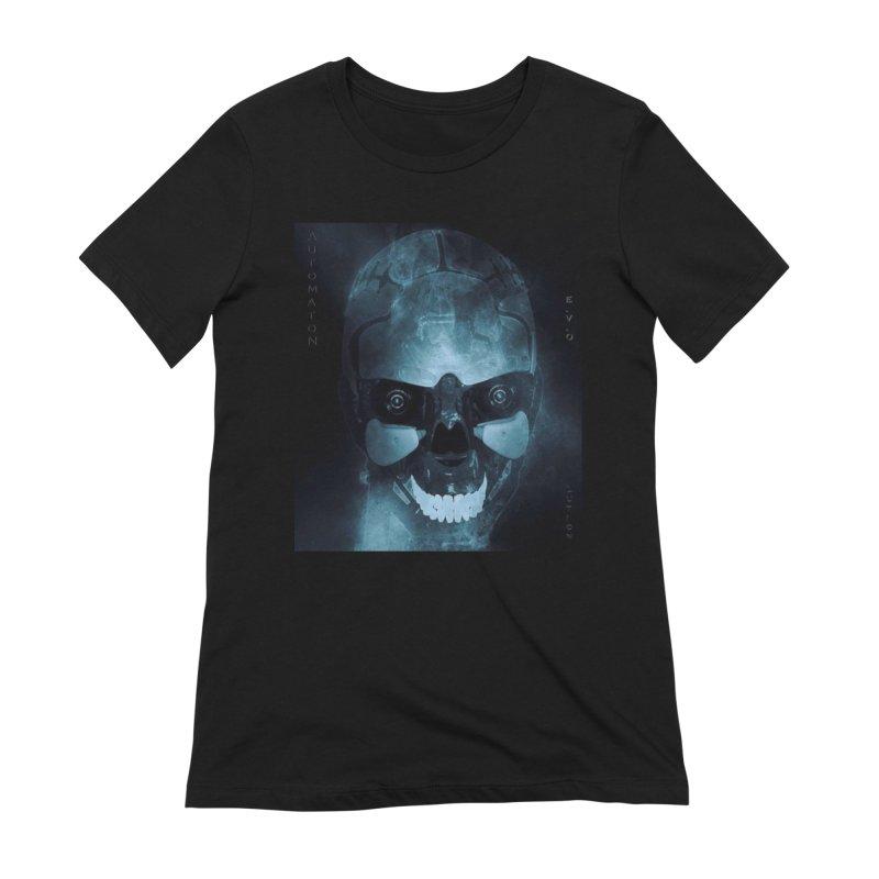 AutomatoN E.V.Olution Deus II Women's Extra Soft T-Shirt by automatonofficial's Artist Shop