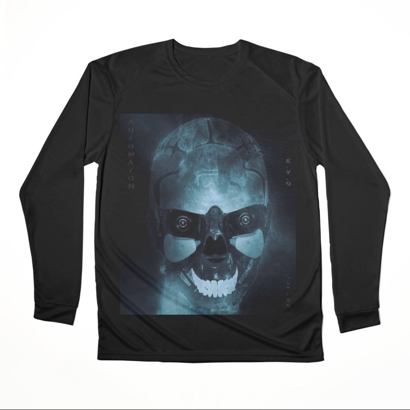 AutomatoN E.V.Olution Deus II Men's Performance Longsleeve T-Shirt by automatonofficial's Artist Shop