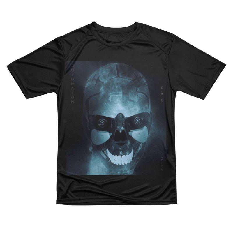 AutomatoN E.V.Olution Deus II Women's Performance Unisex T-Shirt by automatonofficial's Artist Shop