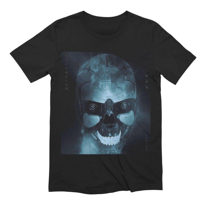AutomatoN E.V.Olution Deus II Men's Extra Soft T-Shirt by automatonofficial's Artist Shop
