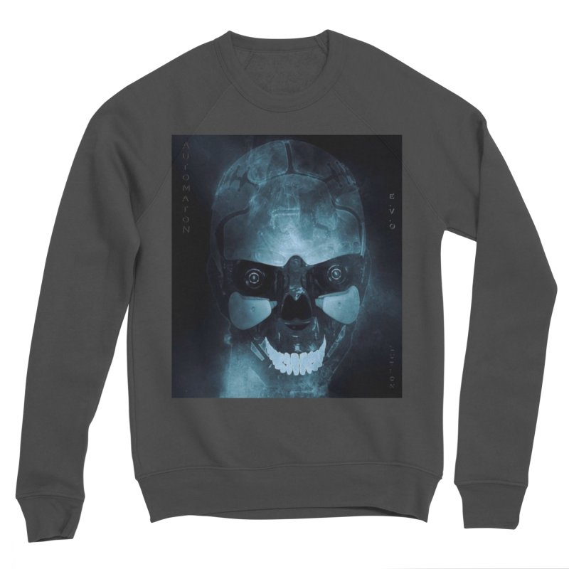 AutomatoN E.V.Olution Deus II Women's Sponge Fleece Sweatshirt by automatonofficial's Artist Shop