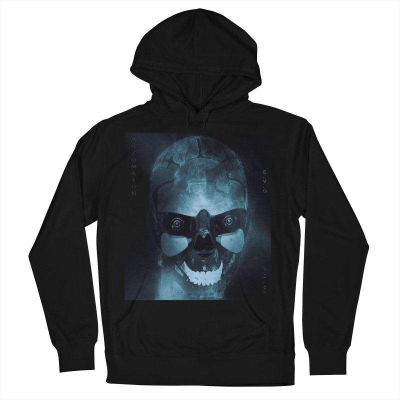 AutomatoN E.V.Olution Deus II Men's French Terry Pullover Hoody by automatonofficial's Artist Shop