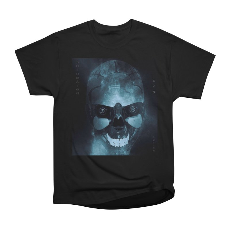 AutomatoN E.V.Olution Deus II Women's Heavyweight Unisex T-Shirt by automatonofficial's Artist Shop