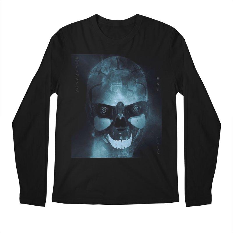 AutomatoN E.V.Olution Deus II Men's Regular Longsleeve T-Shirt by automatonofficial's Artist Shop