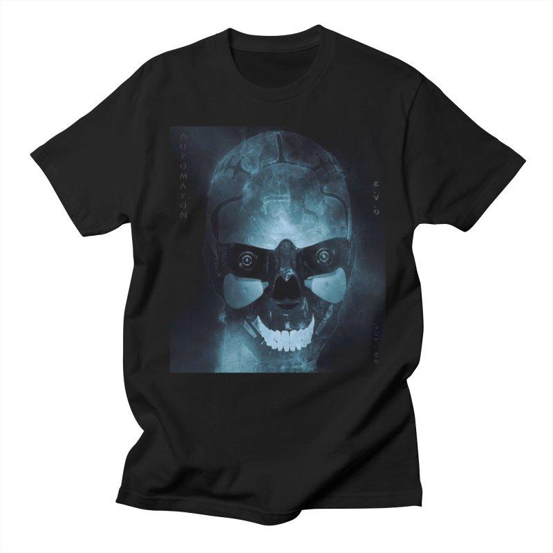 AutomatoN E.V.Olution Deus II Men's Regular T-Shirt by automatonofficial's Artist Shop