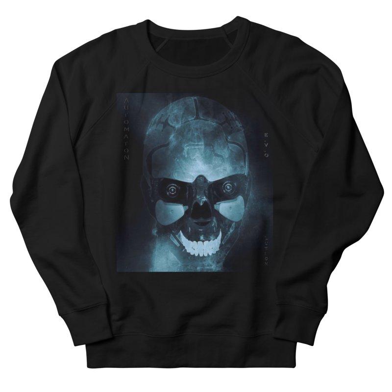 AutomatoN E.V.Olution Deus II Men's French Terry Sweatshirt by automatonofficial's Artist Shop