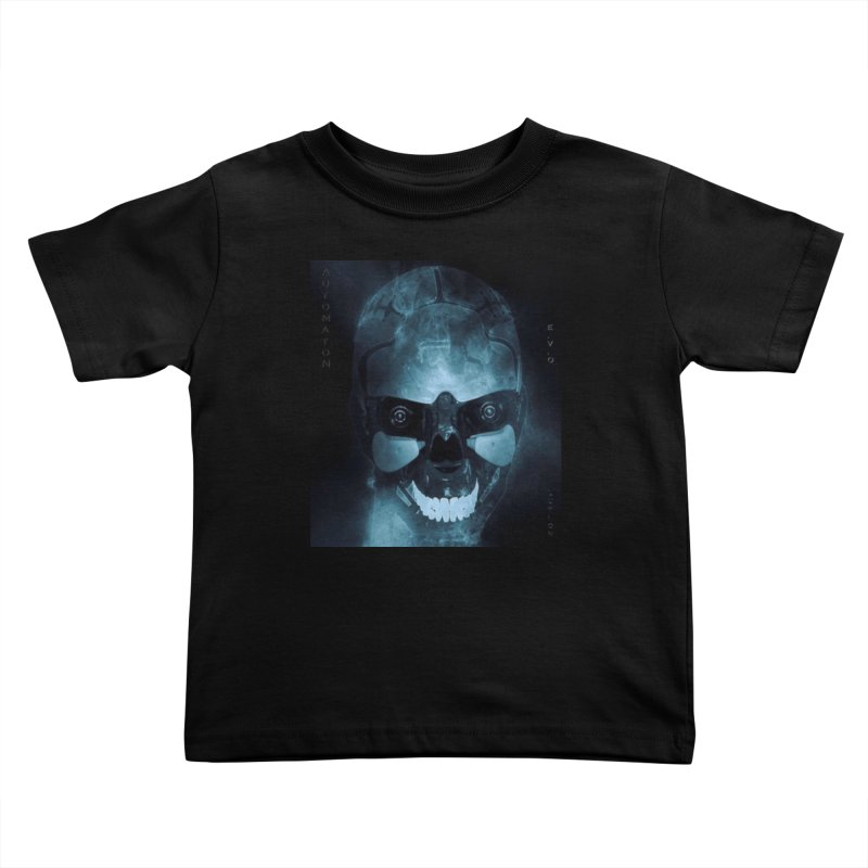 AutomatoN E.V.Olution Deus II Kids Toddler T-Shirt by automatonofficial's Artist Shop