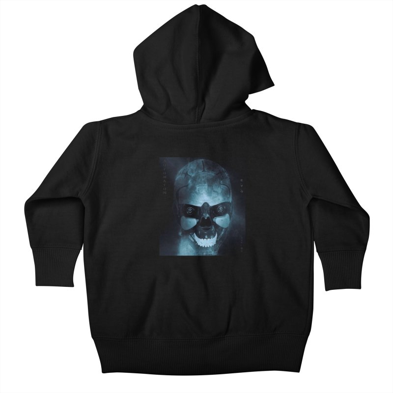 AutomatoN E.V.Olution Deus II Kids Baby Zip-Up Hoody by automatonofficial's Artist Shop