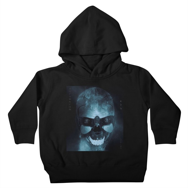 AutomatoN E.V.Olution Deus II Kids Toddler Pullover Hoody by automatonofficial's Artist Shop