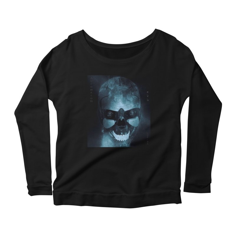AutomatoN E.V.Olution Deus II Women's Scoop Neck Longsleeve T-Shirt by automatonofficial's Artist Shop