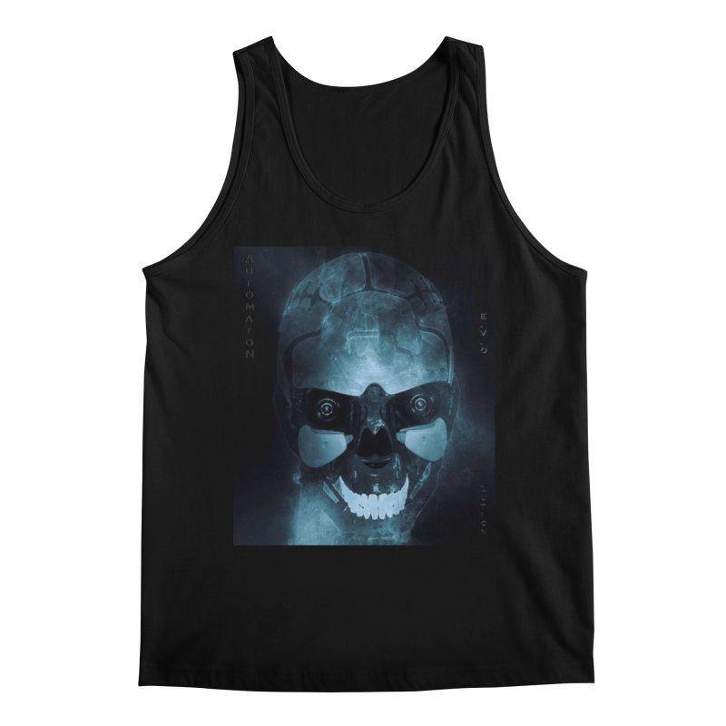 AutomatoN E.V.Olution Deus II Men's Regular Tank by automatonofficial's Artist Shop