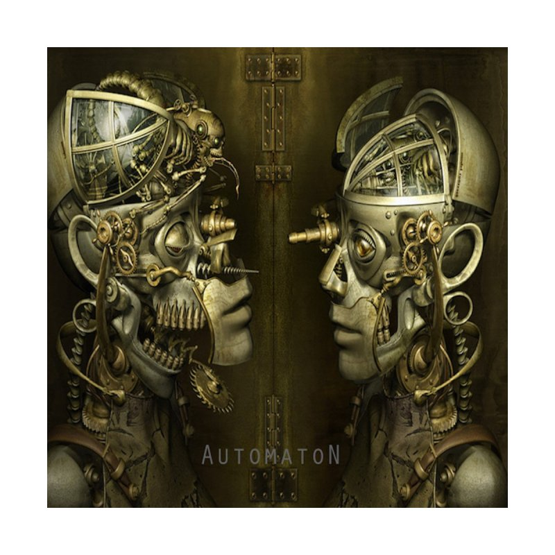 AutomatoN Chapter 1 cover None  by automatonofficial's Artist Shop