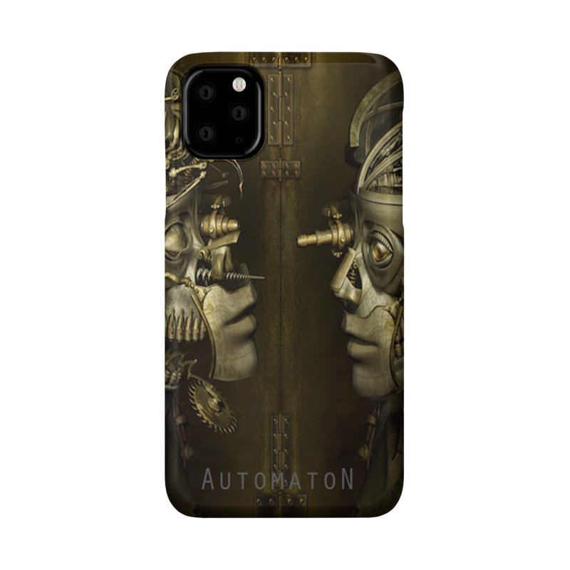 AutomatoN Chapter 1 cover Accessories Phone Case by automatonofficial's Artist Shop
