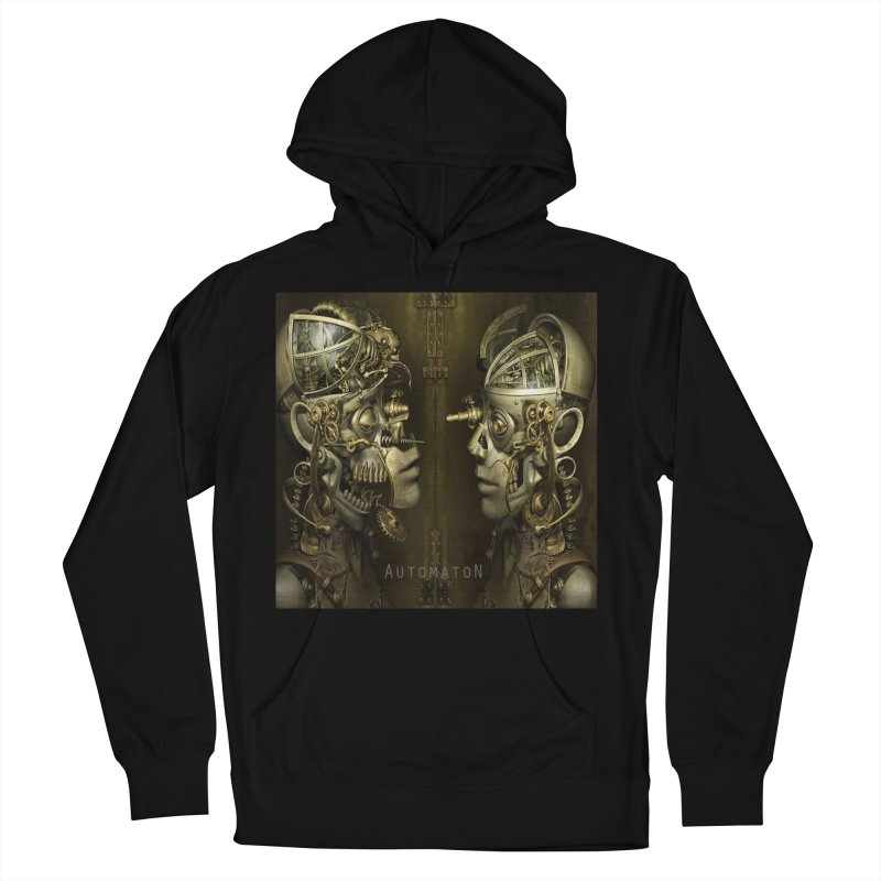 AutomatoN Chapter 1 cover Women's French Terry Pullover Hoody by automatonofficial's Artist Shop